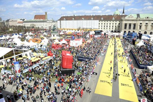 Dunajski maraton: Na Dunajca za trideseto obletnico