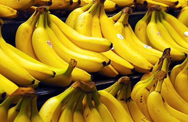 Po teku si privoščite banano