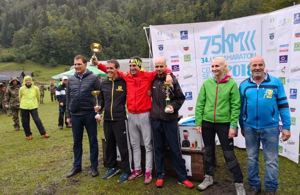 34. Ultramaraton Celje - Logarska dolina v znamenju slabega vremena