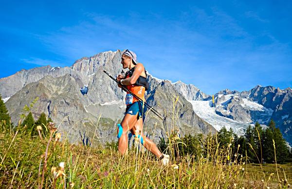 Francoz Xavier Thevenard že tretjič zmagal na Ultra trail du Mont Blanc
