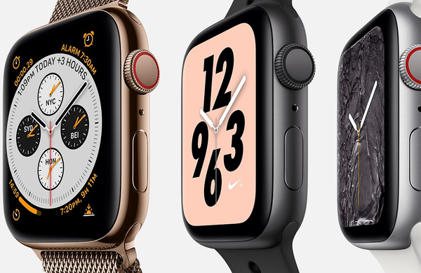 Apple predstavil izboljšan Apple Watch