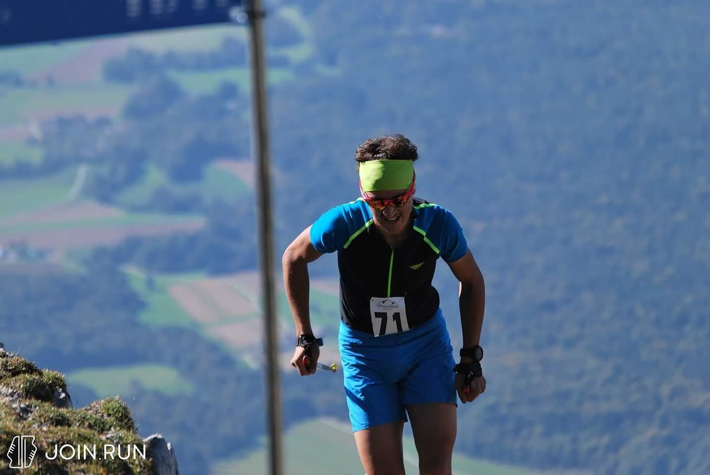 Na tekmi Storžič Vertikal Kilometer je padel nov rekord