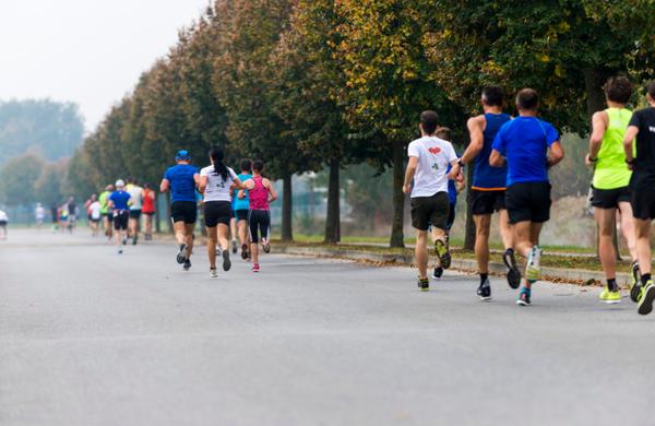 Na 3. Prekmurskem malem maratonu so se tekači podali na 3 različne proge