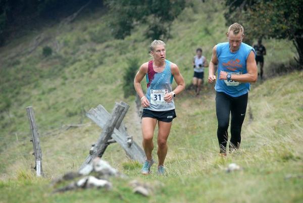 Tek na Šmarno goro minil v znamenju močne mednarodne konkurence