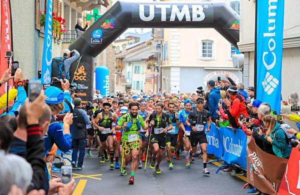 Roman Jež: Prve stopničke Slovenca na Ultra Trail Mont Blanc
