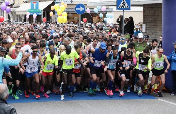 Na 16. polmaratonu v Palmanovi so se Slovenci odlično odrezali