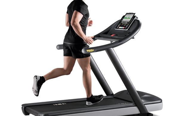 Kako hoditi in teči na tekaški stezi