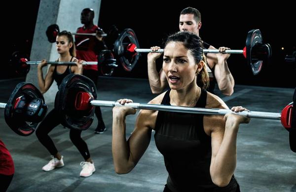 Kako združiti tek in trening za moč