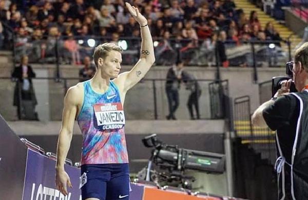 Uspešen začetek leta za slovenske atlete