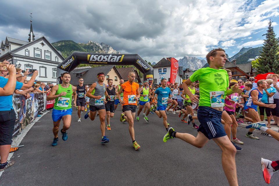 Pregled tekaških prireditev: Nočni teki Slovenija in serija tekov Gorenjska, moj planet