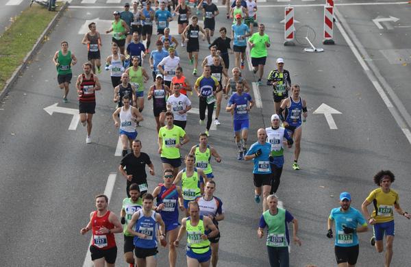 Zgradite si podlago za maraton