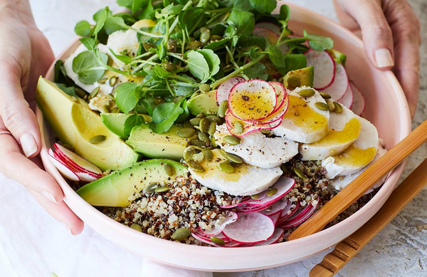 10 živil, ki pomagajo pri kurjenju maščobe v telesu