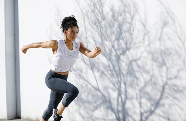 Zakaj ne bi smeli teči le za to, da pokurite kalorije