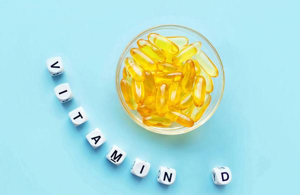 Vitamin D v človeškem telesu