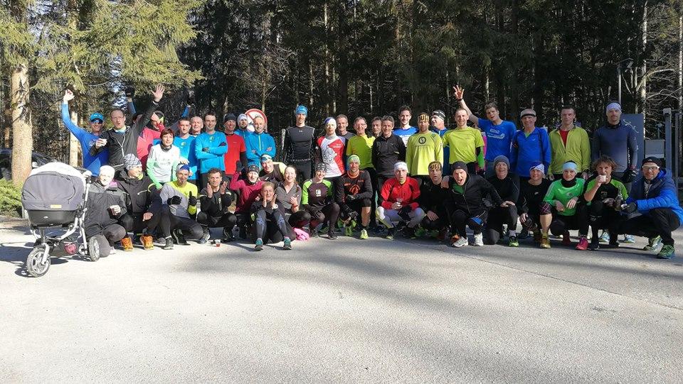 Končani zimski ligi: Kranjska zimska tekaška liga in Zimska liga k sv. Primožu