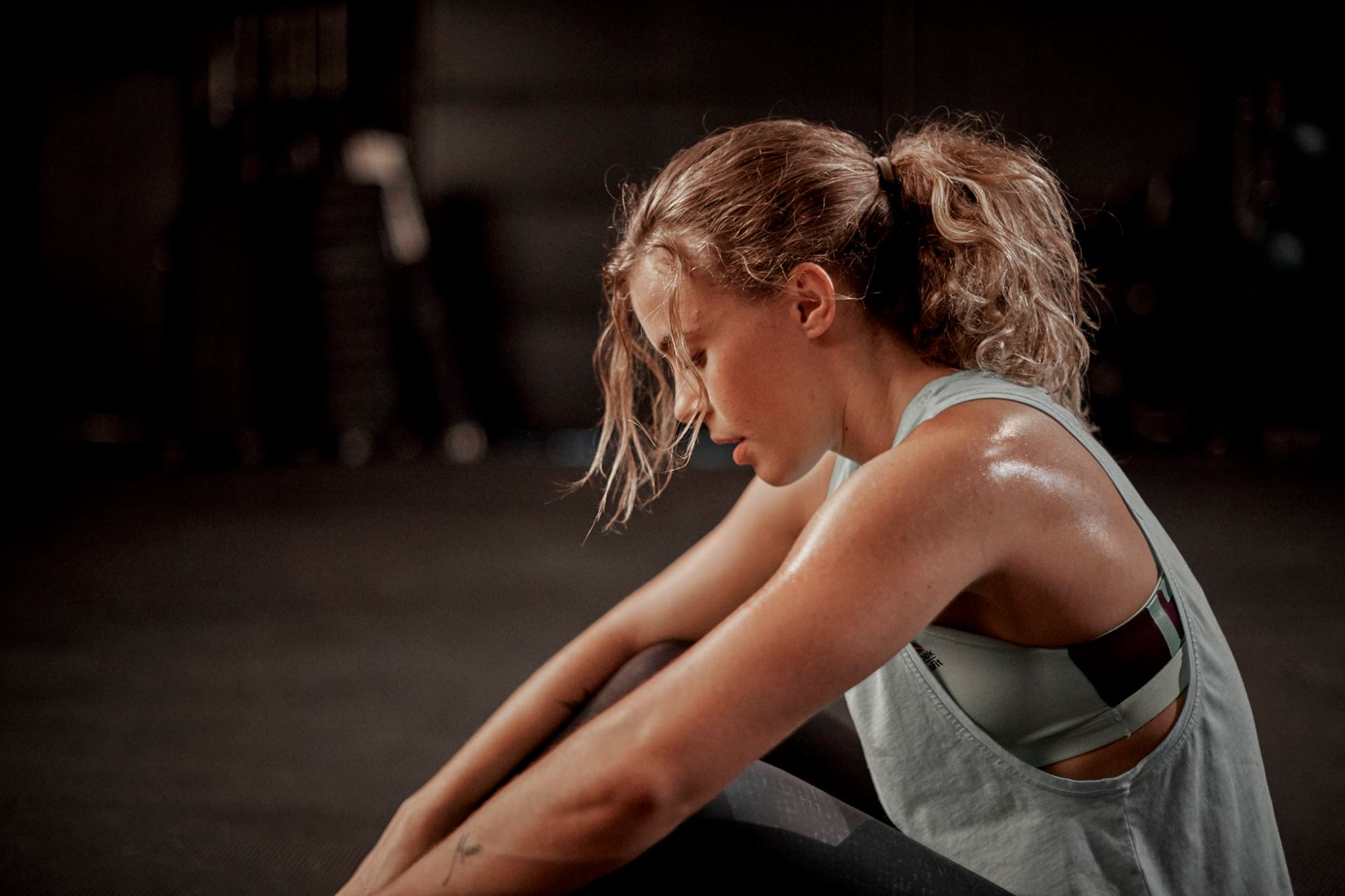To so znaki, da so vaše mišice preveč utrujene za vadbo