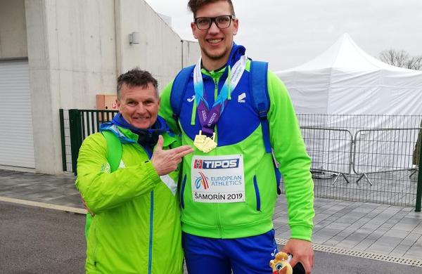 Atletika: Zmaga Slovencev na evropskem pokalu na Slovaškem