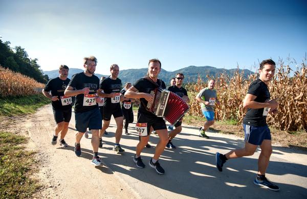 Odprta je skupinska prijava na Konjiški maraton