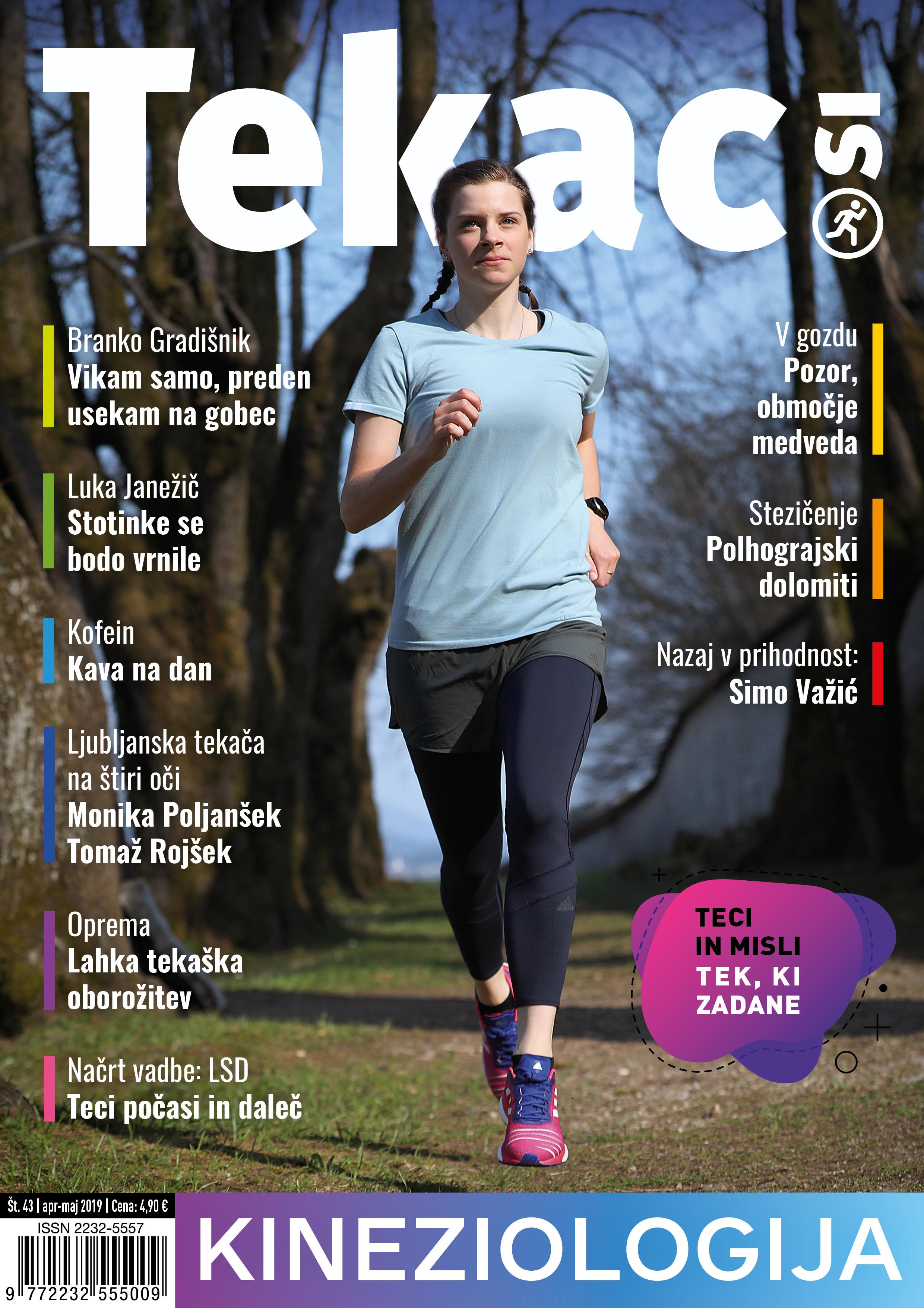 Odklop? Prisluhnite! - revija Tekac.si 02-03