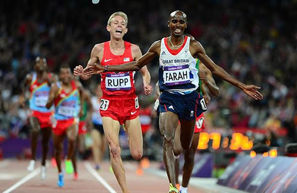 Galen Rupp in Mo Farah napovedala visoke cilje na maratonu v Chicagu