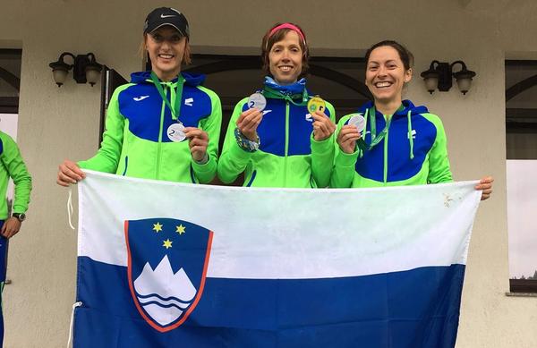 Na balkanskem prvenstvu Slovenci prejeli kar tri medalje!