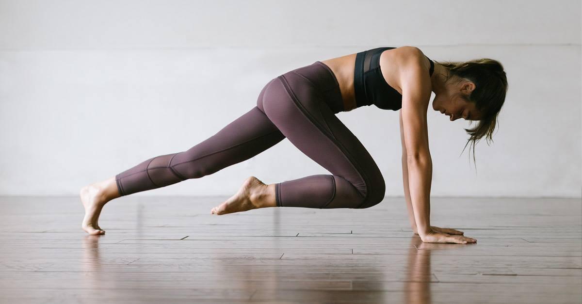 3 vaje za krepitev mišic okoli kolen