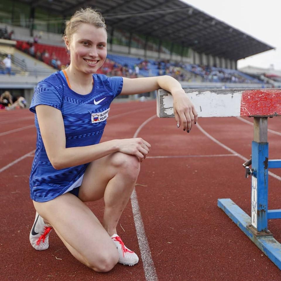 Maruša Mišmaš postavila nov državni rekord