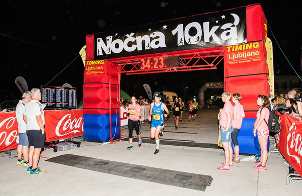 Na Nočni 10-ki prva uradna državna rekorda v cestnem teku na 10 kilometrov