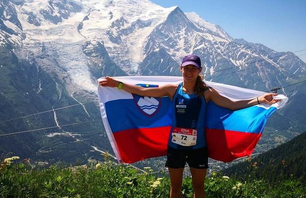 Na trail preizkušnji Marathon du Mont Blanc tudi tri Slovenke