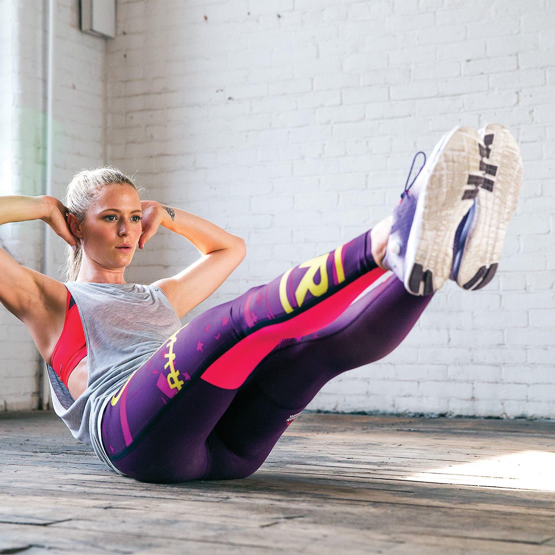 3 preproste vaje za močne trebušne mišice