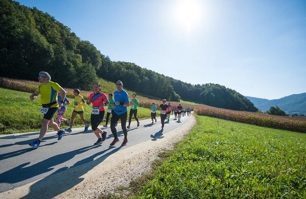 Na katere tekaške prireditve gremo lahko v septembru?