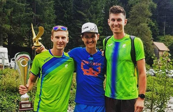 Slovenski gorski tekači žanjejo uspehe tudi v tujini