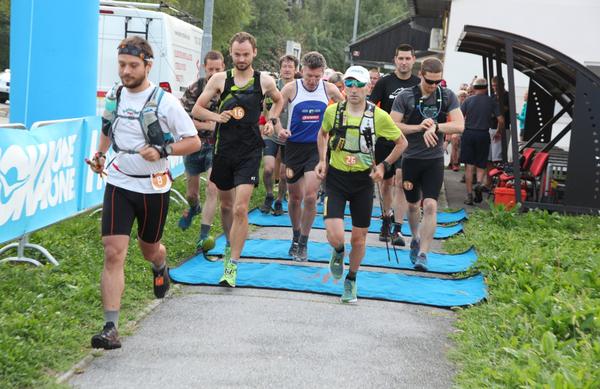 Sevniški planinski maraton gostil znane slovenske tekače