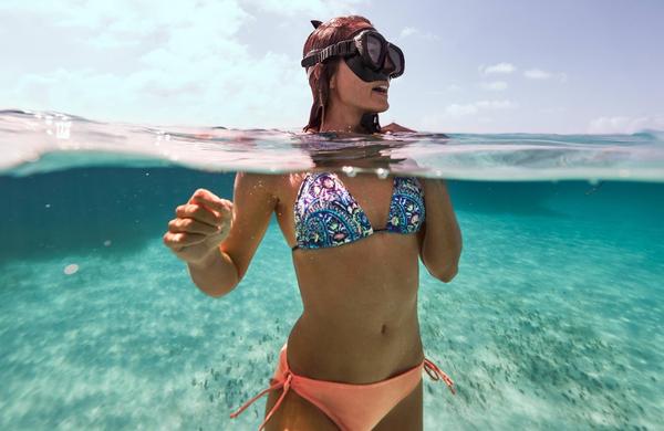Vam lahko plavanje pomaga teči še hitreje?