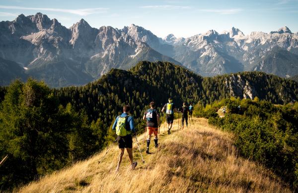 Na prvi izvedbi Kranjska Gora Trail Run teklo skoraj tisoč tekačev!
