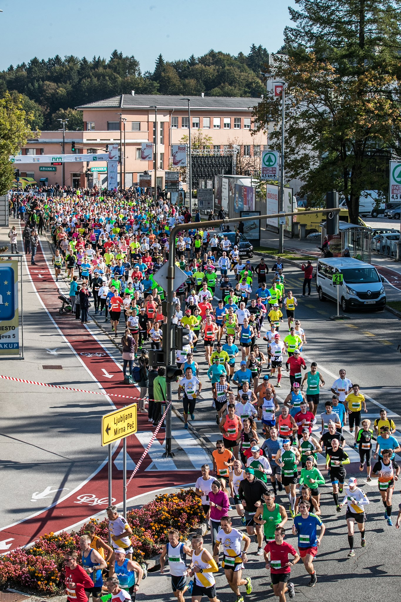 Danes se iztekajo prijave na 2. Novomeški 1/2 maraton