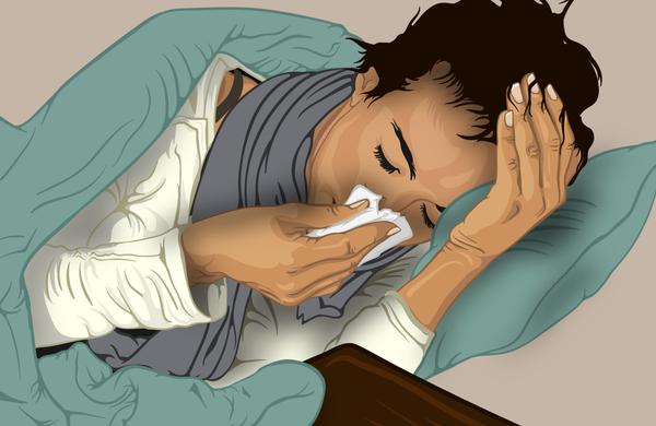 Trening s prehladom – da ali ne?
