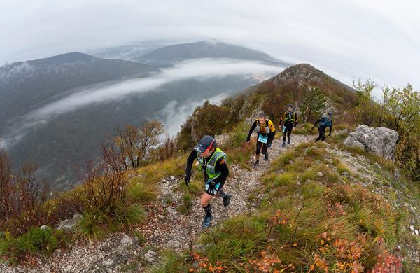 Na Teku treh vrhov (Corsa delle tre cime) lepa udeležba tekačev