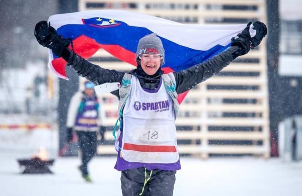 Nova svetovna prvakinja v Spartan Ultra World Championship je Slovenka