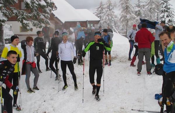 Začenjajo se zimske tekaške lige – preverite, kje