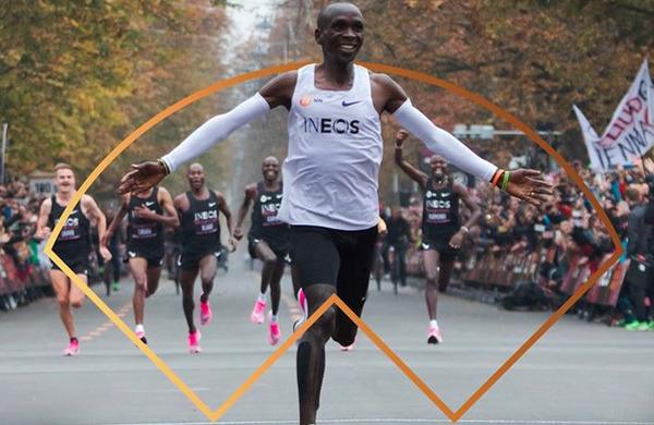 Mednarodna atletska zveza (IAAF) Kipchogea imenovala za atleta leta 2019