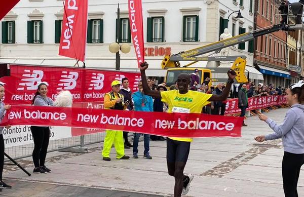 Tudi letos je na polmaratonu v Palmanovi teklo veliko Slovencev