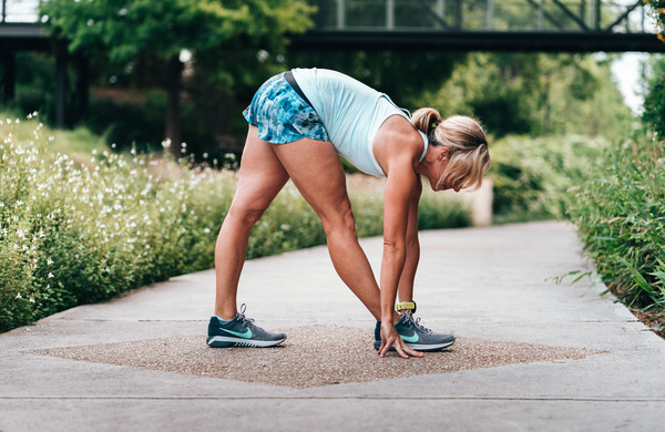 Dinamično ogrevanje za tekače