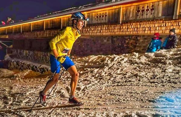 Na teku po snežni strmini v Schladmingu najhitrejša Slovenca