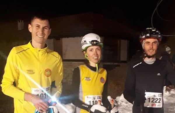 Na strmi progi z 900 metrov višinske razlike Slovenca osvojila medalji