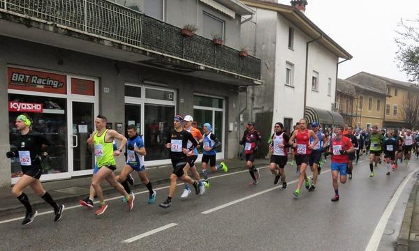 Na polmaratonu v Škocjanu slavili Italijani