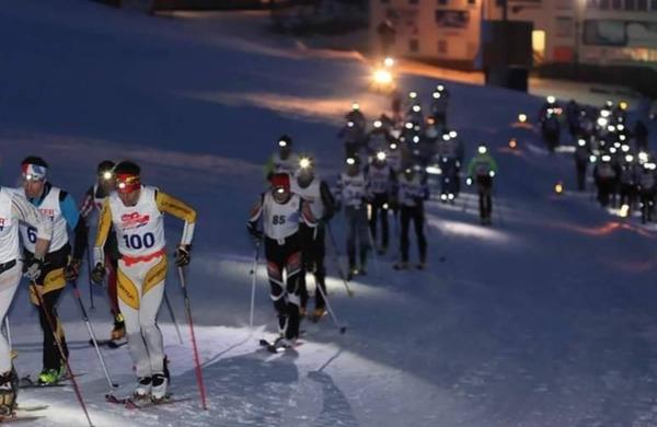 Zvoh night attack: med tekači najhitrejši Bečan