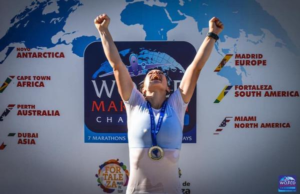 Sedem maratonov v sedmih dneh na sedmih kontinentih