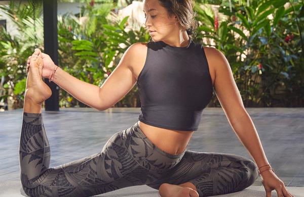 Raztegnite svoje telo za bolj učinkovito vadbo