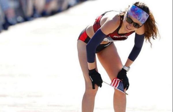 25-letnica se je s svojim prvim maratonom kvalificirala za olimpijske igre in presenetila vse